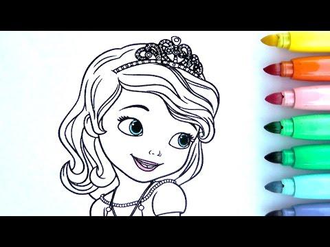 Xxx Mp4 ROTULADORES MÁGICOS DE PRINCESA SOFIA CON DIBUJOS SORPRESA Color Wonder Princesa Sofia De Crayola 3gp Sex