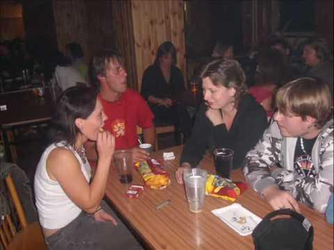 LOS ČERTOS pouťová zábava LUKAVEC 26.9.2009