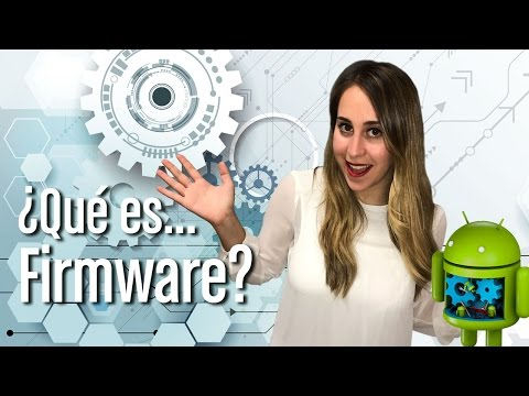 ¿Qué es Firmware?