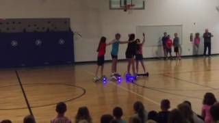 Hoverboard Dance