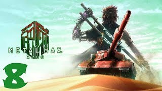 Metal Max Xeno Walkthrough Gameplay Part 8 - No Commentary (PS4 PRO)