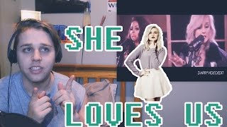 PERRIE EDWARDS IS THE WORST IN LITTLE MIX !! (REACTION)