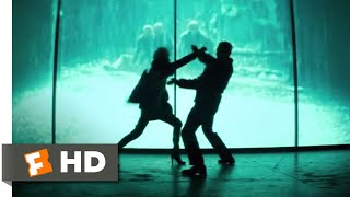 Atomic Blonde (2017) - Movie Theater Fight Scene (3/10) | Movieclips