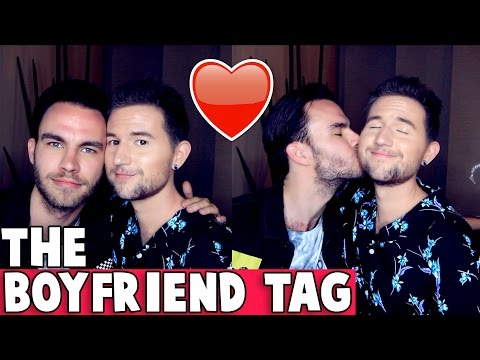 THE BOYFRIEND TAG Meet My Boyfriend