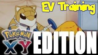 How to EV Train your Pokémon in X & Y - Tamashii Hiroka
