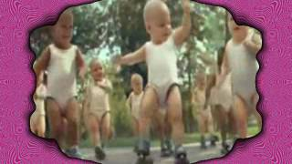 funny baby dance on jipak chipak song