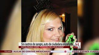 Española desaparecida en Tamaulipas, catalogada como