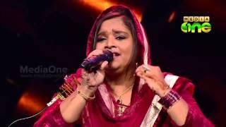 Pathinalam Ravu Season 4 | Fathima Henna - Song