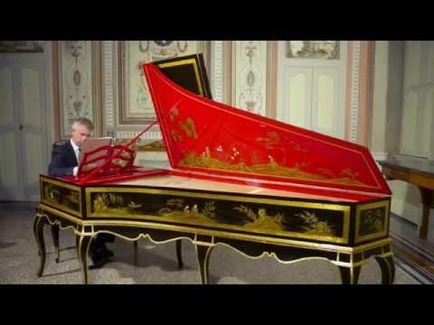 Pierre Hantaï meets BIZZI harpsichords - Scarlatti