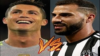 CRISTIANO RONALDO VS RICARDO QUARESMA THE MAGIC DUO