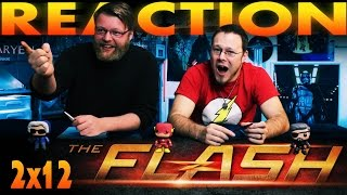 The Flash 2x12 REACTION!!