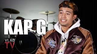 Kap G on Skipping Street Life: I Ain