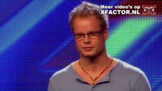 X FACTOR 2011 - aflevering 5 - auditie Arjan