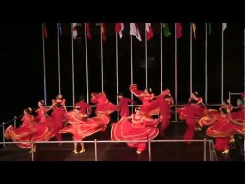 Venezuelan folk dance Pajarillo