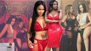 Kandi's SEX DUNGEON is REAL!? | Deelishis SPILLS THE TEA about her relationship with Kandi!