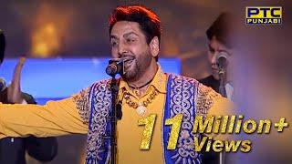 Gurdas Maan I Live Performance I PTC Punjabi Music Awards 2014
