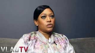 Trina: I Don't Consider Lauryn Hill a Female Rapper