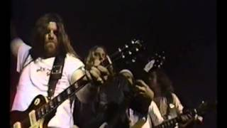 MOLLY HATCHET - Dreams I'll Never See / Flirtin' With Disaster