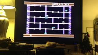 Ep. 53 - GMBIT Video - Squish Em by Sirus ( Atari 8 Bit Computers )