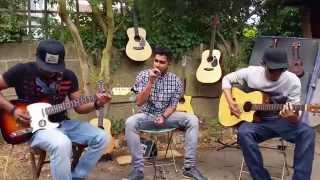 Maa Bangla Song Acoustic Cover by Muhin