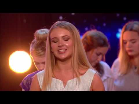 Xxx Mp4 Angelica Shy School Girls Bring The House To TEARS Auditions 5 Britain's Got Talent 2017 3gp Sex