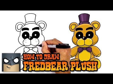 Xxx Mp4 How To Draw Fredbear Plush FNAF 3gp Sex