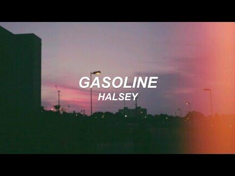 Gasoline Halsey Lyrics video