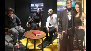 Migos Show off the Lookalike Cast they will be using for the Joe Budden Diss Video. HILARIOUS!
