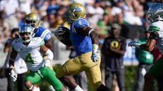 HIGHLIGHTS: Bolu Olorunfunmi Vaults UCLA Over Oregon | Stadium
