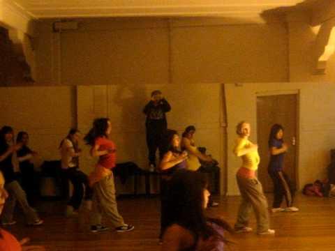 Birthday Sex - Teresa's inters class. Monday nights 6.30pm @ MMA