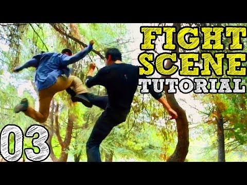 How to shoot a Fight Scene: Movement & Choreography