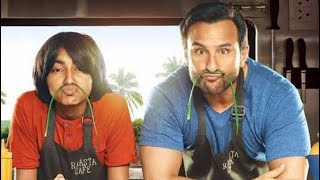 Chef official Trailer   Saif Ali Khan   Raja Krishna Menon   Isha Talwar   Bhushan Kumar   Tseries