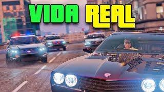 VIVA A VIDA REAL! // (GTA 5 Roleplay) // LIVE 2018 Parte 2