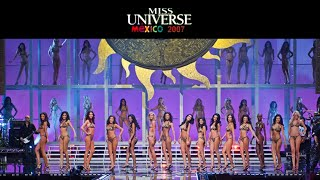 Miss Universe 2007 - Swimsuit competition Highlight