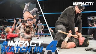 oVe vs Drago & Aerostar + Eddie Edwards SNAPS: Match in 4 | IMPACT! Highlights May 24, 2018