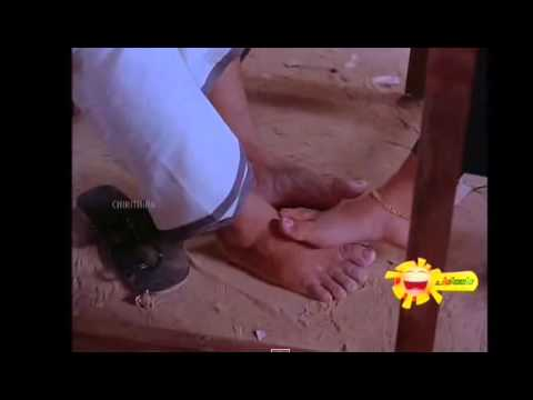 Malayalam Actress Urvasi Hot Anklet Feet Seduction