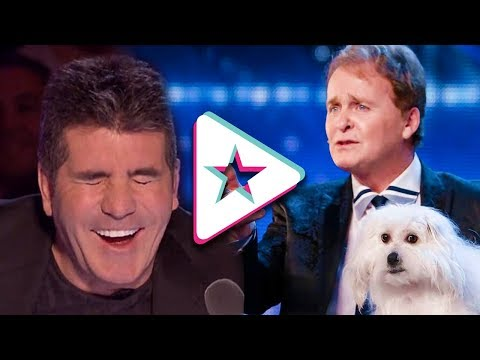 Top 10 funny performances Got Talent