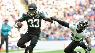 Jaguars Dominate the Ravens in London | Stadium