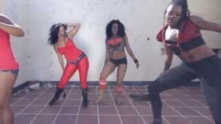 Konshens - Walk And Wine / On Your Face (Official Music Video)