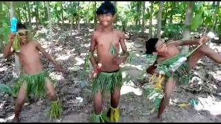Bengali comedy dance