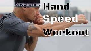 Hand Speed Workout | Shadow Boxing Workout