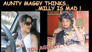 Aunty Maggy in 'Maggy-Milly go MAD'