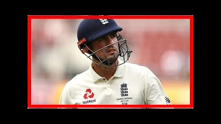 NEWS 24H - Ponting has: cook deserves to complete on your terms