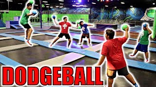 EPIC DODGEBALL GAME IN WORLD