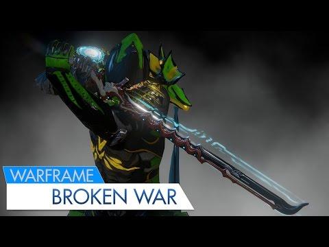 Warframe Broken War Vengeful Destruction Playithub Largest