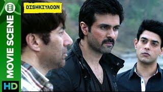Harman Baweja want to take revenge of Tony's murder | Dishkiyaoon
