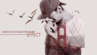 Creative Double Exposure Effect - Photoshop Tutorial