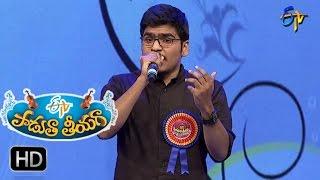 Satya Harishchandra Padyam | Ganesh Performance  | Padutha Theeyaga | 2nd April 2017 | ETV Telugu