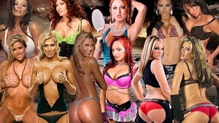 BABES OF WRESTLING - WWE, TNA