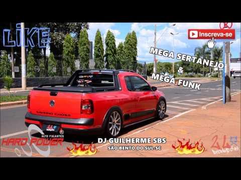 MEGA FUNK E SERTANEJO 2017 VOL 8 DJ GUILHERME SBS